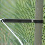 Is.à distance 25 cm fil/corde