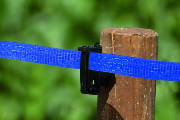 Ruban bleu renforcé 20m 2 mm