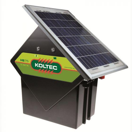 Ens.solaire KOLTEC HS75+pann.
