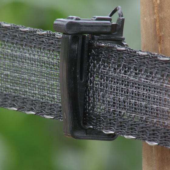 Ruban, noir renf. 40mm