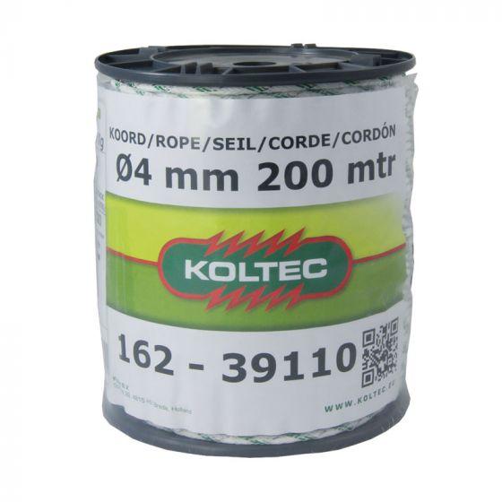 Cordelette 200 m 4 mm PE