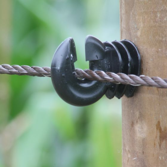 Corde, brun 6 mm