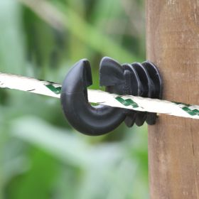 Corde blanc/vert, 6mm PE