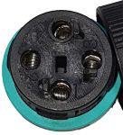 Connecteur de câble HT